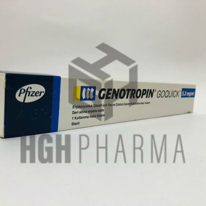 Picture of Genotropin GoQuick Pen 16 IU (5.3mg)