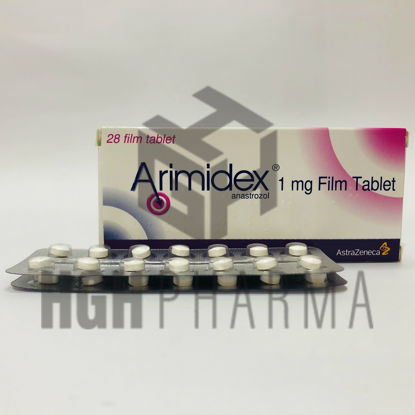 Picture of Arimidex 1mg 28 Tab