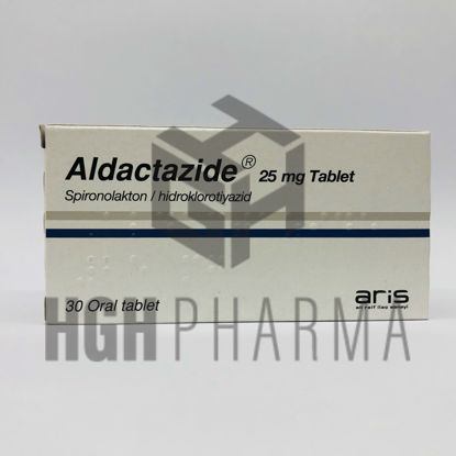 Picture of Aldactazide 25mg/25mg 30 Tab