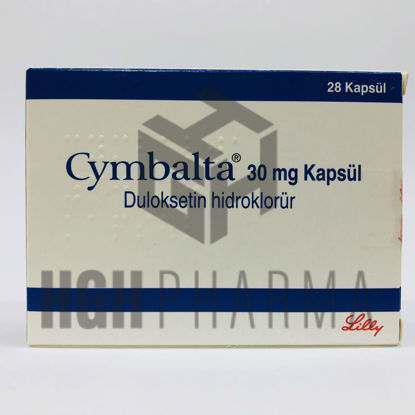 Picture of Cymbalta 30mg 28 Capsules