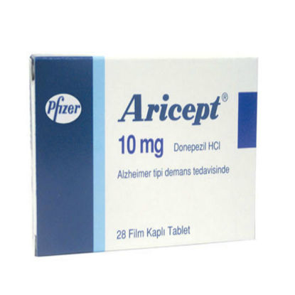 Picture of Aricept 10mg 28 Tablet