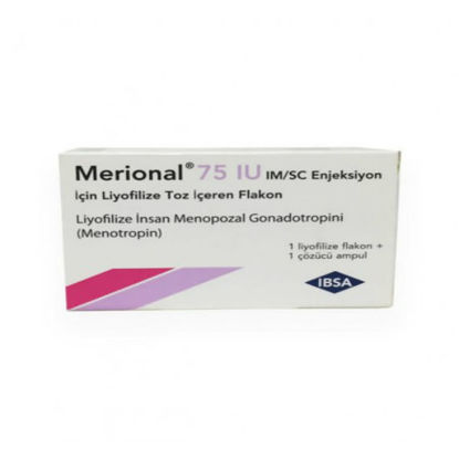 Picture of Merional 75 IU - Vial