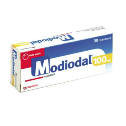 Picture of Modiodal 100mg 30 Tab