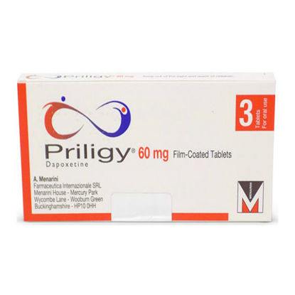 Picture of Priligy 60mg 3 Tab