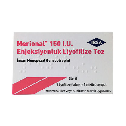 Picture of Merional 150 IU - Vial