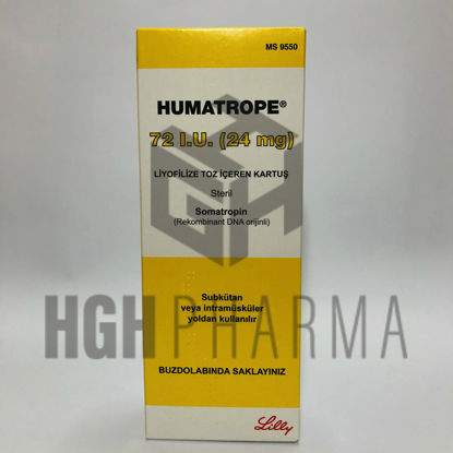 Picture of Humatrope 72 IU (24mg)
