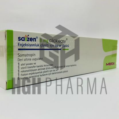 Picture of Saizen Click Easy 24 IU (8mg)