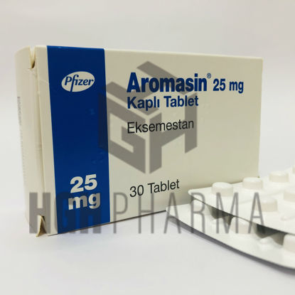 Picture of Aromasin 25mg 30 Tab (Exemestane)