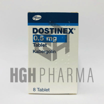 Picture of Dostinex 0.5mg 8 Tab
