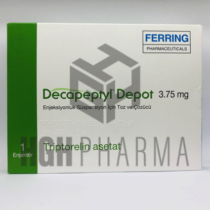 Picture of Decapeptyl Depot 3.75mg 1 Inj