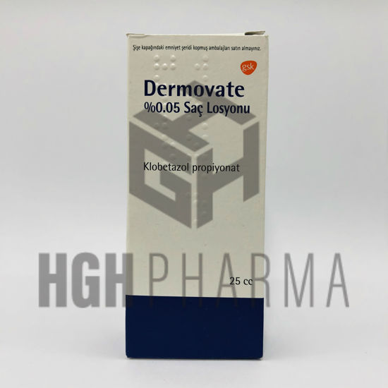 Picture of Dermovate %0.05 25ml Lotion