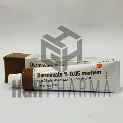 Picture of Dermovate %0.05 50gr Ointment