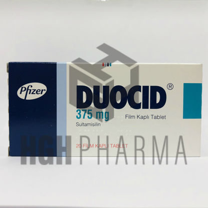 Picture of Duocid 375 Mg 20 Tab