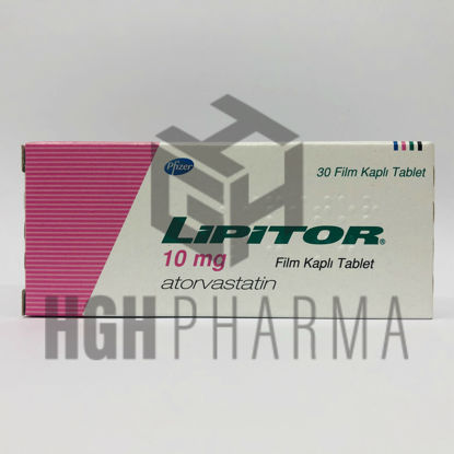 Picture of Lipitor 10mg 30 Tab