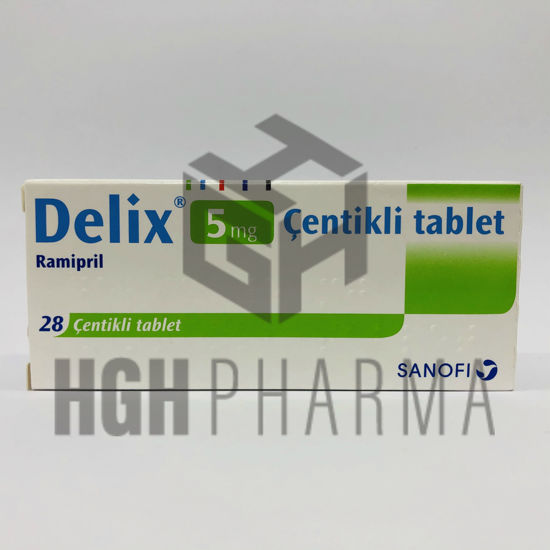 Picture of Delix 5mg 28 Tab