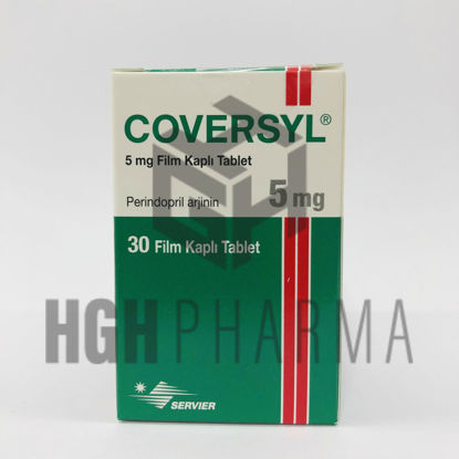 Picture of Coversyl  5mg 30 Tab