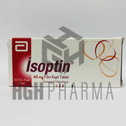 Picture of Isoptin 40mg 30 Tab