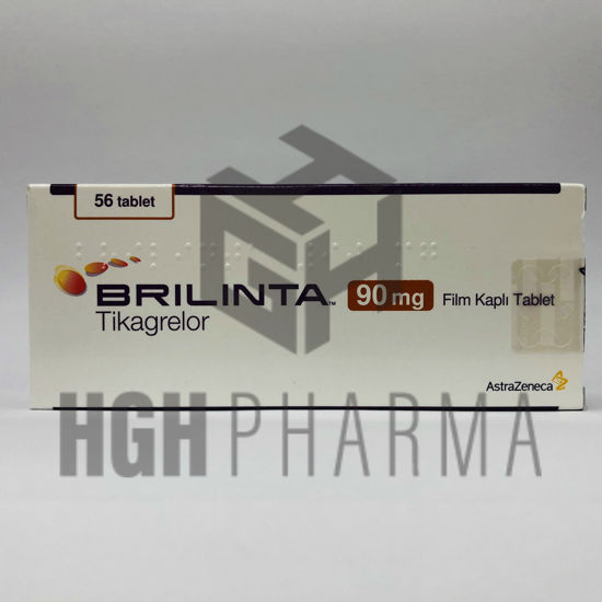 Picture of Brilinta 90mg 56 Tab