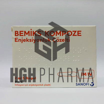 Picture of Bemiks 2ml 5 Amp