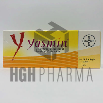 Picture of Yasmin 21 Tablet
