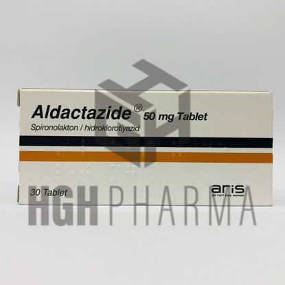 Picture of Aldactazide 50mg/50mg 30 Tab