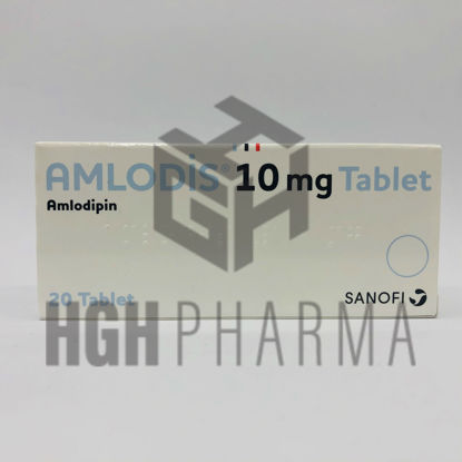 Picture of Amlodis 10mg 20 Tab