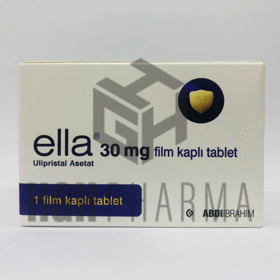 Picture of Ella 30mg 1 Tab