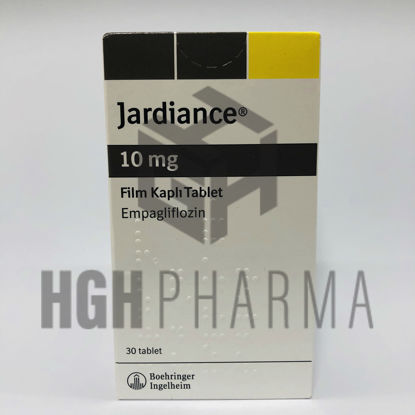 Picture of Jardiance 10mg 30 Tab