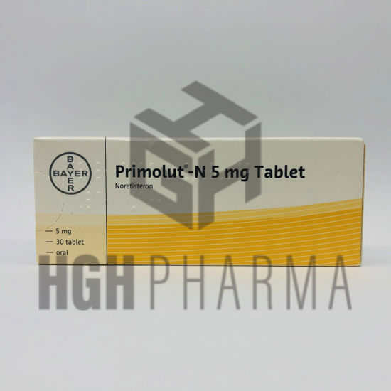 Picture of Primolut-N 5mg 30 Tab