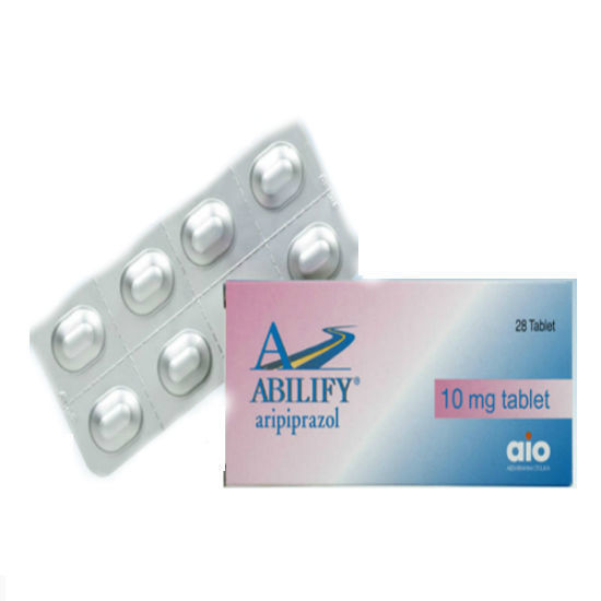 Picture of Abilify 10mg 28 Tab