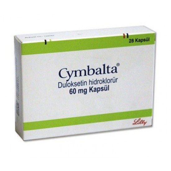 Picture of Cymbalta 60mg 28 Capsules