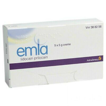 Picture of Emla 5x5gr Cream
