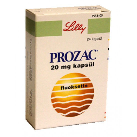 Picture of Prozac 20mg 24 Capsules