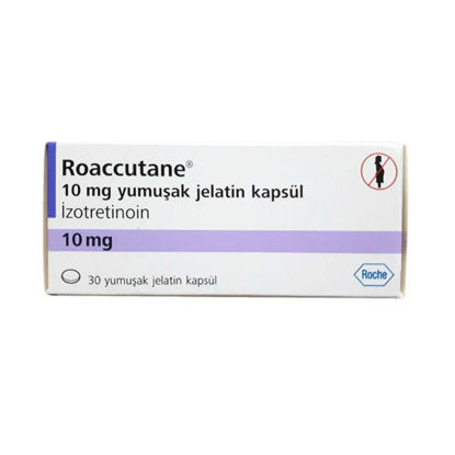 Picture of Roaccutane 10mg 30 Capsules