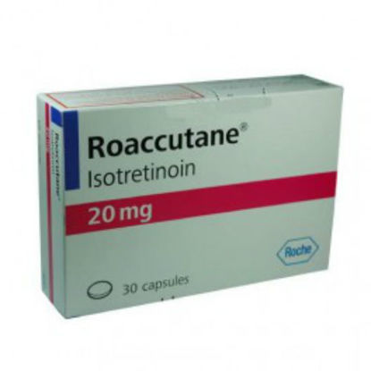 Picture of Roaccutane 20mg 30 Capsules