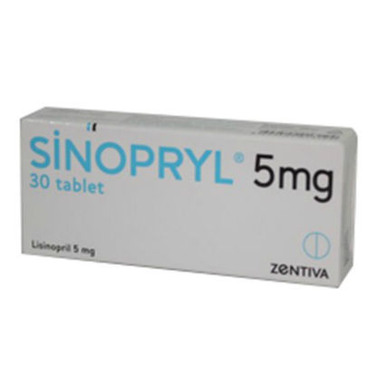 Picture of Sinopryl 5mg 30 Tab