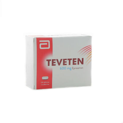 Picture of Teveten 600mg 28 Tab