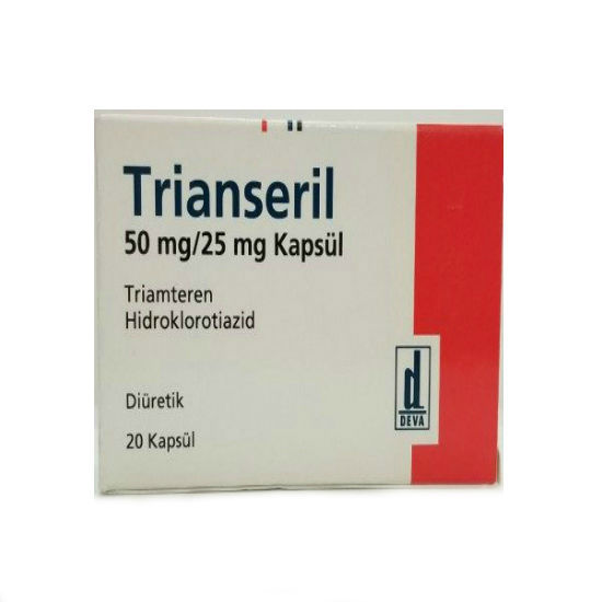 Picture of Trianseril  20 Capsules