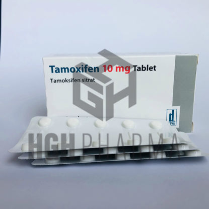 Picture of Tamoxifen 10mg 30 Tab