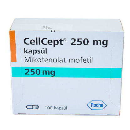 Picture of Cellcept 250mg 100 Capsules