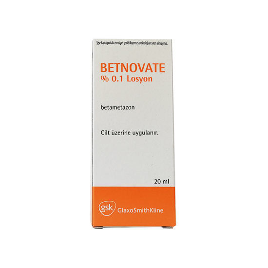 Picture of Betnovate %0.1 20ml Lotion
