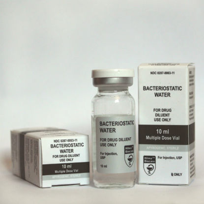 Picture of Bacteriostatic Water (For Drug Diluent) 10 ml