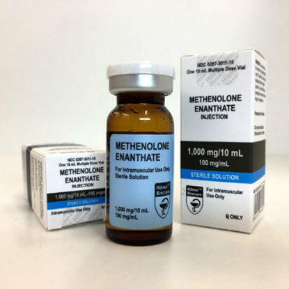 Picture of Metenolone Enanthate (Primobolan) 100mg/ml 10ml