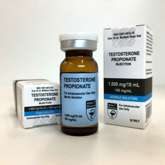 Picture of Testosterone Propionate (Test Prop) 100mg/ml 10ml