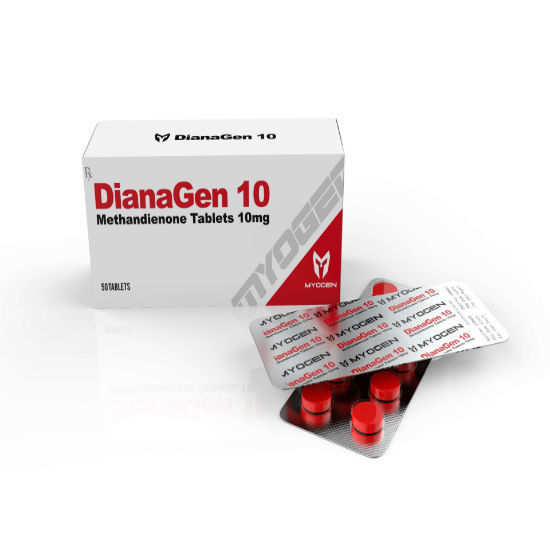 Picture of DianaGen 10 - Methandienone (Dianabol)
