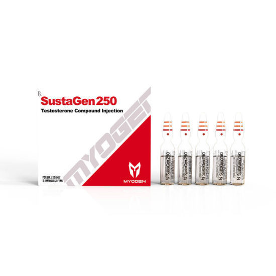 Picture of SustaGen 250 - Sustanon