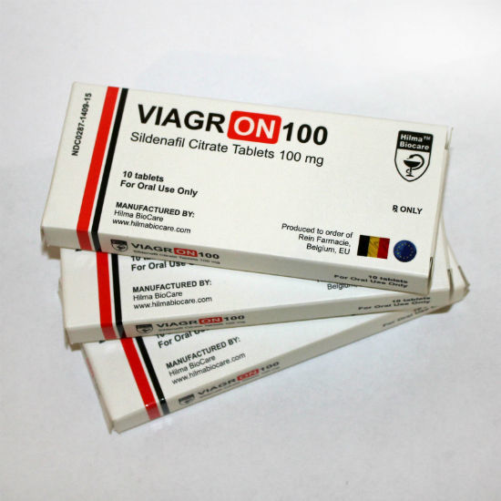 Picture of ViagrON 100mg 10Tabs
