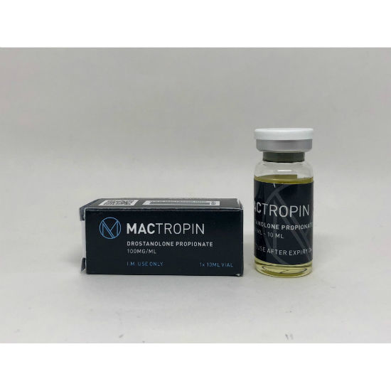Picture of Masteron Propionate (Drostanolone) 100mg/ml 10ml